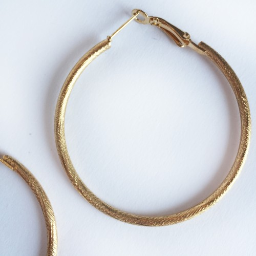 Orecchini Gold Shine