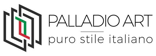 Logo PalladioArt - Puro stile Italiano